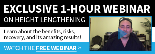 Get instant access to the free 1-hour webinar on Height Lengthening today!